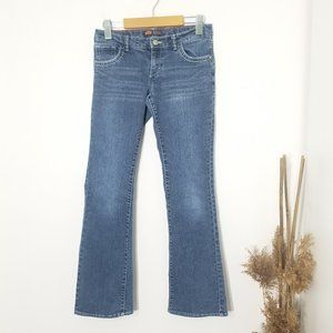 Levis | Boot Cut Jeans Size 14 Light Wash Girls